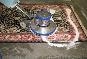 Carpet cleaner in South Surrey